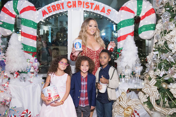 Mariah Carey Global Icon Mariah Carey Announces Mariah Carey Christmas Factory During the Grand Opening of Sugar Factory American Brasserie in Seattle