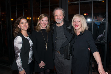 Marianne Leone Cooper Opening Night on Broadway of Lucas Hnath's 'A Doll's House, Part 2' Starring Laurie Metcalf and Chris Cooper