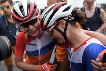 Marianne Vos Cycling - Road - Olympics: Day 2