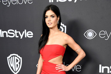 Marie Avgeropoulos Warner Bros. Pictures and InStyle Host 18th Annual Post-Golden Globes Party - Arrivals