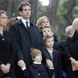 Marie-Chantal Claire Commemorative Mass Held for King Paul I