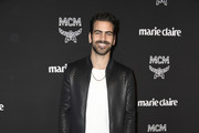 Nyle DiMarco attends Marie Claire Change Makers Celebration at Hills Penthouse on March 12, 2019 in West Hollywood, California.