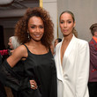 Leona Lewis and Janet Mock Photos