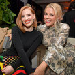 Busy Philipps and Jessica Chastain Photos
