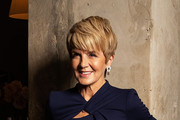 Julie Bishop attends the Marie Claire & InStyle luncheon in honour of the Ovarian Cancer Research Foundation on August 08, 2019 in Sydney, Australia.