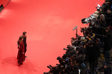 Marie Steinbach Closing Ceremony - Red Carpet Arrivals - 68th Berlinale International Film Festival