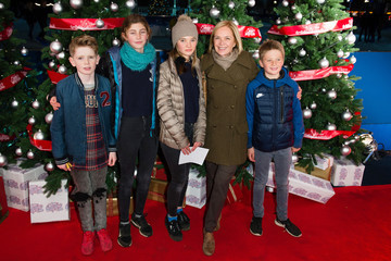 Mariella Frostrup Hyde Park Winter Wonderland - VIP Preview Night