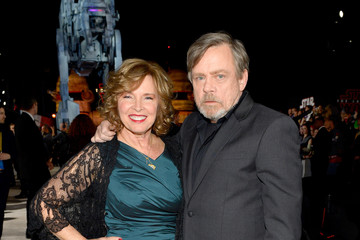 Marilou Hamill Premiere of Disney Pictures and Lucasfilm's 'Star Wars: The Last Jedi' - Red Carpet