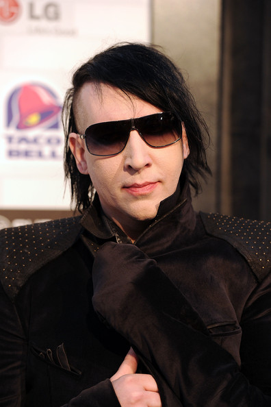 Marilyn Manson Photos Spike Tv S Scream 2010 Arrivals 878 Of