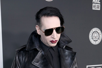 Marilyn Manson The Art Of Elysium Presents 'WE ARE HEAR'S HEAVEN 2020' - Arrivals