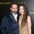 Marin Hinkle Amazon Studios Golden Globes After Party - Arrivals