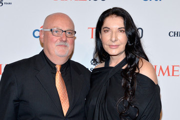 Marina Abramovic Arrivals at the TIME 100 Gala