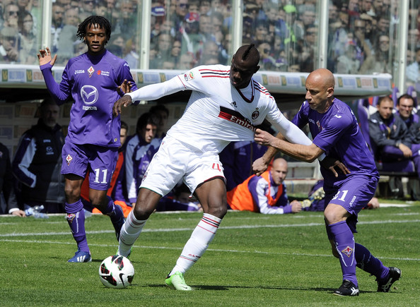 Fiorentina v AC Milan: Watch a Live Stream of the Serie A match – available in the UK