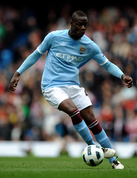Mario Balotelli Photo - Manchester City v Sunderland - Premier League