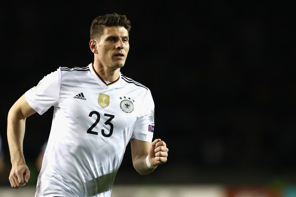 Image result for mario gomez germany 2018