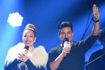 Mario Lopez Chiquis Rivera iHeartRadio Fiesta Latina Presented By Sprint - Show