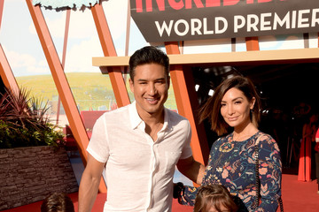 "Mario Lopez Premiere Of Disney And Pixar's ""Incredibles 2"" - Red Carpet"