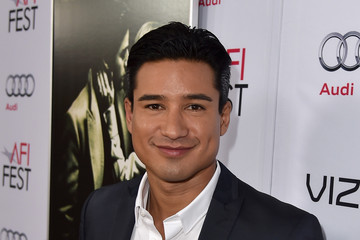 """Mario Lopez AFI FEST 2014 Presented By Audi Opening Night Gala Premiere Of A24's """"A Most Violent Year"""" - Red Carpet"""