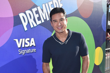 Mario Lopez Los Angeles Premiere and Party F=for Disney-Pixar's 'Inside Out'