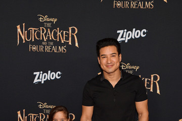 Mario Lopez Premiere Of Disney's 'The Nutcracker And The Four Realms' - Arrivals