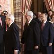 Mario Vargas Llosa Spanish Royals Host A Lunch For Literature World Members