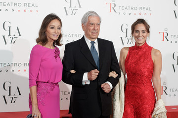 Mario Vargas Llosa Royal Theatre 20th Anniversary Gala
