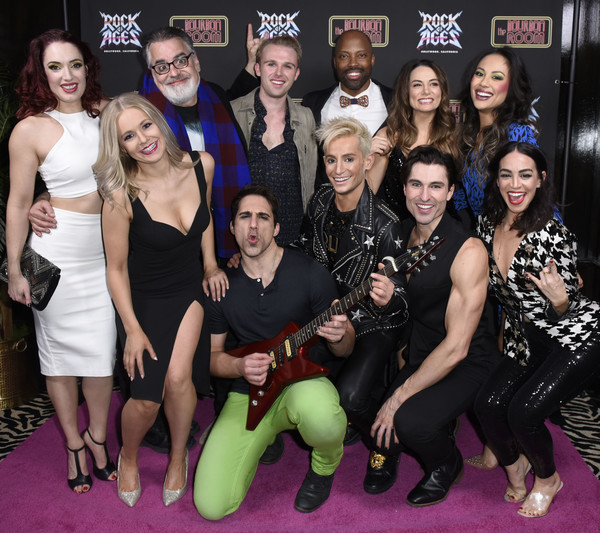 Preview Of Rock of Ages Hollywood At The Bourbon Room