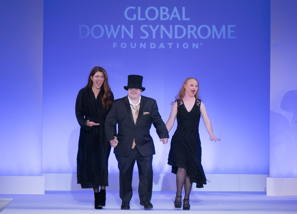 Global Down Syndrome Foundation's Be Beautiful Be Yourself Fashion Show 2017