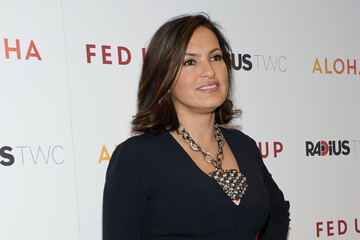 Mariska Hargitay 'Fed Up' Premieres in NYC