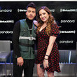 Marisol Vargas Prince Royce Performs On SiriusXM's Caliente Channel At The SiriusXM Studios