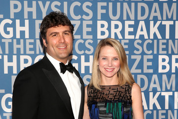 Marissa Mayer 2018 Breakthrough Prize - Red Carpet