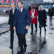 Marius Borg Høiby Norwegian Royals Attend Christmas Luncheon in Oslo