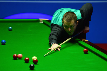 Mark Allen World Snooker Championship - Day 5