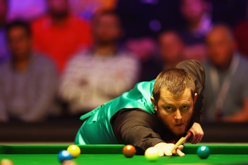 Mark Allen The Dafabet Masters - Day One