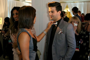 Mark Ballas Inside the Young Hollywood Awards