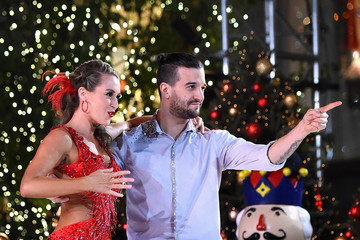 Mark Ballas ABC's 'Dancing with the Stars' Live Finale