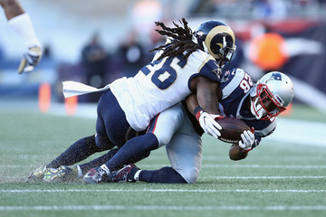 Mark Barron Los Angeles Rams v New England Patriots