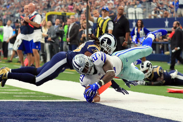 Mark Barron Los Angeles Rams v Dallas Cowboys