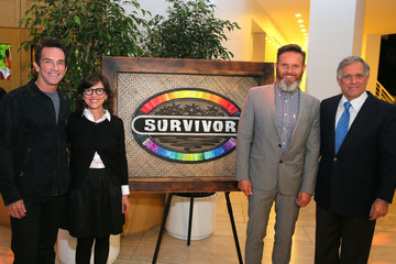 Mark Burnett Celebrate Survivor: 15 Years, 30 Seasons
