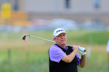 Mark Calcavecchia The Senior Open Championship - Day Two
