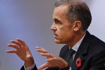 Mark Carney Governor of the Bank of England Mark Carney Presents the Quarterly Inflation Report