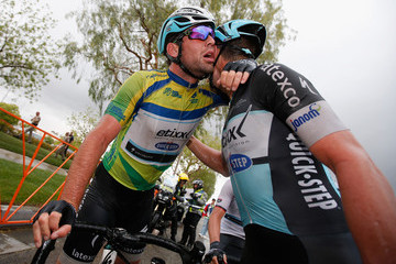 Mark Cavendish Mark Renshaw Amgen Tour of California - Men's Race Stage 5