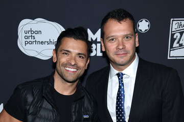 Mark Consuelos Montblanc Presents: 14th Annual The 24 Hour Plays On Broadway To Benefit Urban Arts Partnership - After Party