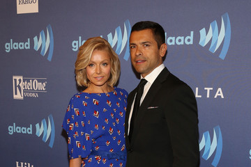 Mark Consuelos 26th Annual GLAAD Media Awards - Inside