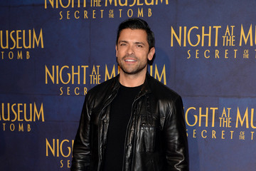 Mark Consuelos 'Night at the Museum: Secret of the Tomb' Premiere