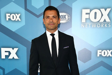 Mark Consuelos FOX 2016 Upfront - Arrivals