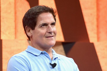 Mark Cuban Vanity Fair New Establishment Summit - Day 1