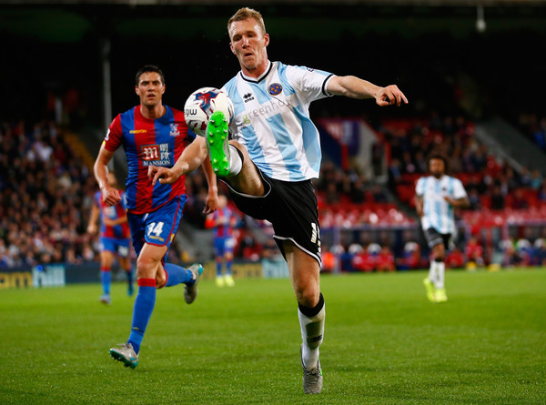 Crystal Palace v Shrewsbury Town - Capital One Cup Second Round []