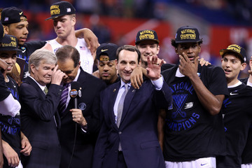 Mark Emmert NCAA Men's Final Four - Championship