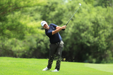 Mark Foster Alfred Dunhill Championship - Day One